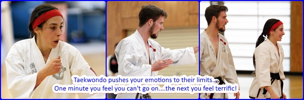 6 Ways Martial Art Training Improves Emotional Health - image Katherine-and-David-for-blog on https://www.pacificinternationaltaekwondo.com.au