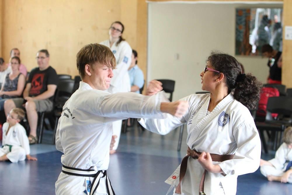 Kid's and Adult's Martial Arts Brisbane - image teens-martialarts-10 on https://www.pacificinternationaltaekwondo.com.au